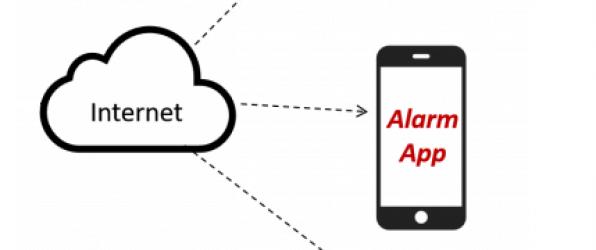 Sicherer Einsatz von Alarm-Apps
