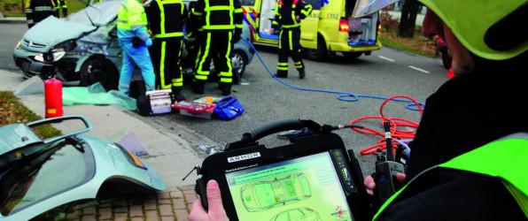 Rettungskarten-Informationen für Einsatzkräfte vor Ort