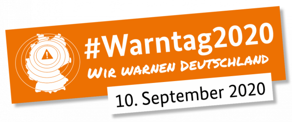Bundesweiter Warntag 10.09.2020